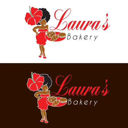 Logotype Laura