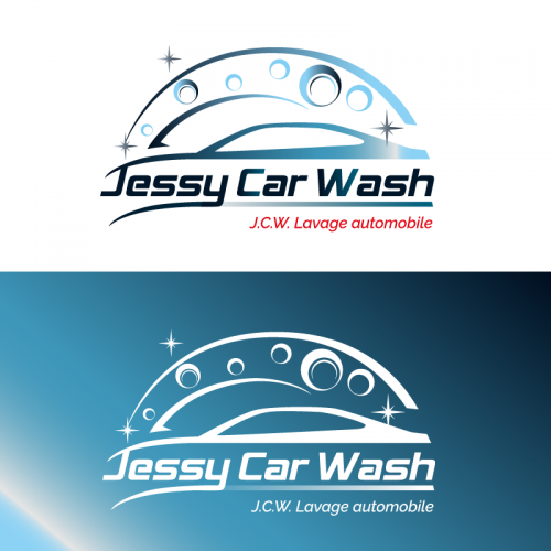 Logotype Jessy Car Wash