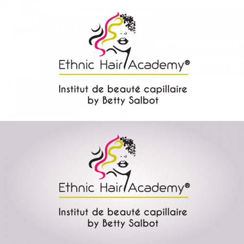 Logotype Ethnic Hair Academy